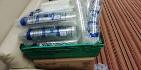 850 Dart 12oz Slush / Slushie cups with lids