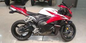 2009 Honda CBR600RR -