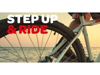 STEP UP AND RIDE FOR NICHS