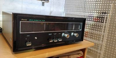 Sansui TU-999 AM/FM Solid State Stereophonic Tuner (1970-71)