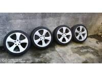 Vw, Audi, Seat,,Skoda wheels. 5x112