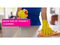 BOOK CHEAP END OF TENANCY CLEANING ONLINE FROM £105.