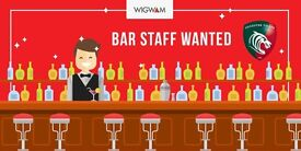 Leicester Tigers Retail/ Bar/ Food Kiosk Workers Needed - 29 April + More Dates