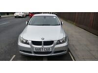 BMW 320D SE 2007 automatic, heated leather
