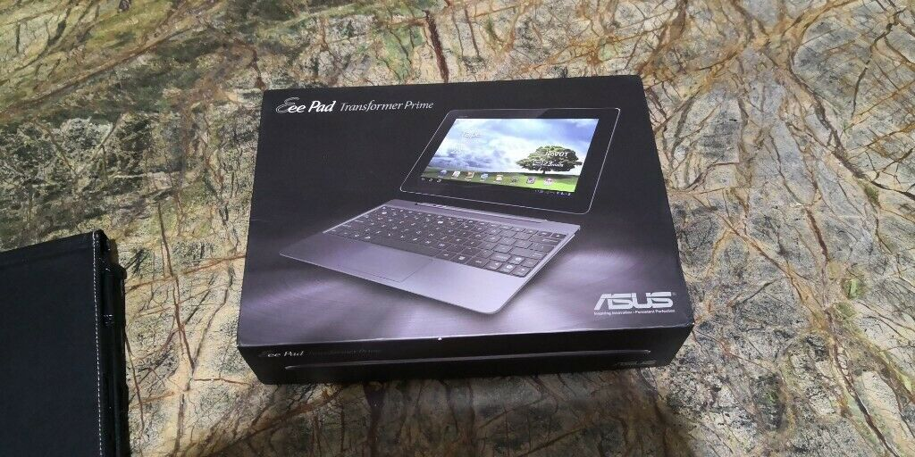 Asus Pad Transformer Android Tablet Tf201 32gb Wi Fi 101in Boxed