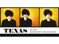 Texas Live @ Newmarket Race Night. 2 x Premier Tickets 28th July 2017