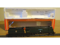 Five Hornby 00 Locomotives (Lot B, one of six train set lots: see also Lots A, C, D, E and CDE)