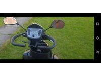 Rascal vision mobility scooter (spares or repares)