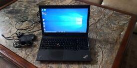 """Lenovo ThinkPad L540 15.6"""" i5 4th Gen, 500GB ..2.6GHz.. 4GB ..."""