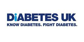 Chairperson for Diabetes UK local group in Petersfield