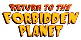 Creative Team for Return to the Forbidden Planet