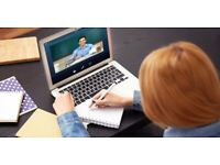 Online tuition for kids through ZOOM. Fees 5 pounds per/hr