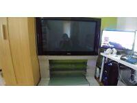 """Panasonic Viera TH-42PE30 42"""" 480p Plasma Television USED"""