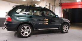 2002 BMW X5 SPORT (4.4 Petrol)