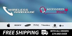 Cellular Phone & Tablet Accessories - Shop Direct - Largest Selection @ Great Prices  Cases, Chargers, and More