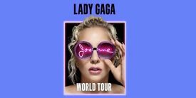 Lady Gaga Seating Tickets - Manchester Arena, 17th October 2017