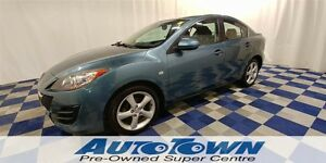 2010 Mazda MAZDA3 GS/ALLOY WHEELS/BLUETOOTH/LOW KM