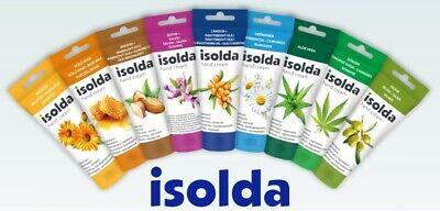 Hand Cream Isolda 100ml Regenerative Marigold