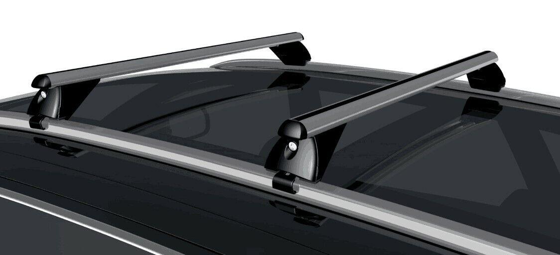 Dachbox MAA320LAlu Dachträger RB003 für Bmw Serie 5 Touring F11 5Türer 10-17