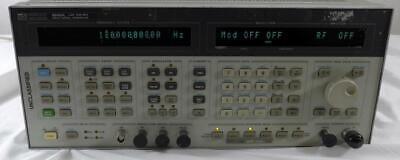 Hp 8645a Signal Generator .26-1030mhz