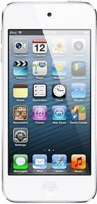 Apple iPod Touch 5. Generation - 32GB - WIFI - Weiß / Silber Super! Ipod Touch Touch