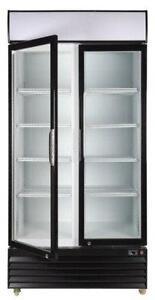 Brand New Double Door Display Cooler