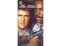 Lethal Weapon 1, 2, 4 - Mel Gibson, Danny Glover