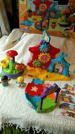VTech Baby Toot Toot Friends Spin Around Carnival