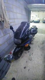 Kawasaki zzr 1100 c 1990 Spares or repair / Project