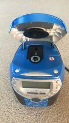 Philips AJ3958 Compact CD-Player, Alarm Clock and Radio with Wide angle Stereo.