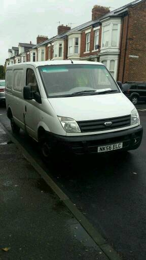 Ldv maxus 2006 swap car or smaller van