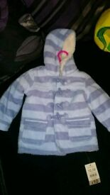 Brand new with tags 12-18 months jacket