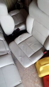 SEATS, LEATHER, POWER, HEATED