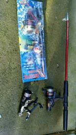 Children's fishing tackle