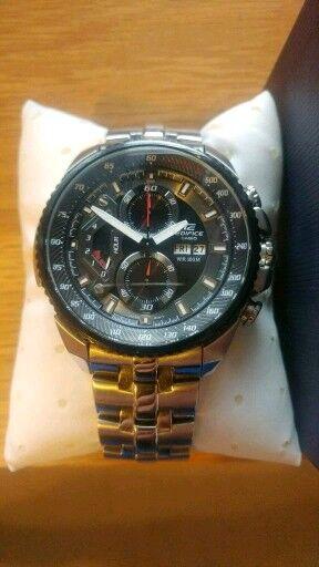 Casio edifice chronograph watch EF-558D-1AVEF  3b0bd1f172