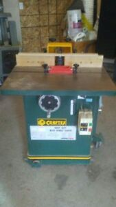 For Sale Heavy Duty Woodworking Spindle Shaper