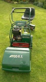 Atco Royale 20E I/C ride on lawn mower