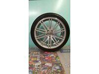 Audi fitment wheels