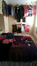 """BRAND NEW COLLECTION OF """"65 X NEXT"""" WOMENS TOPS, DRESSES, SKIRTS AND JEANS"""
