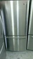réfrigérateur stanles de marque LG