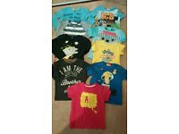 Boys various tops aged 2-3 year
