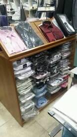 Retail Clothing Organiser