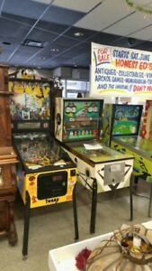 Hayburners 2 pinball for sale $1200