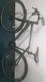 GT 3D FORGED BICYCLE price new £600
