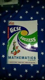 Gcse revision books maths science aqa edexcel