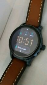 Fossil Q Marshall smart watch