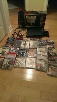 PS3 w/ 2 controllers, ear piece and 31 games or games seperately