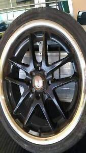 Nissan Pulsar Rims & Tyres Redcliffe Redcliffe Area Preview
