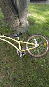 Girafe pour vélo