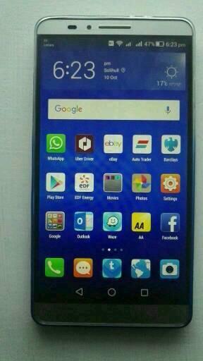 HuaweiMate 7